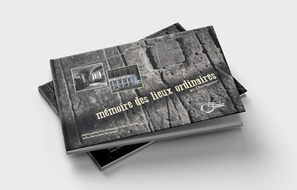 Mémoire des lieux ordinaires- Livre